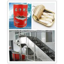 Fish processing machine/cans fish processing machine