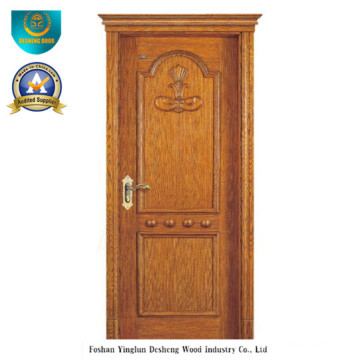 Classic Style Solid Wood Door for Exterior (ds-8027)