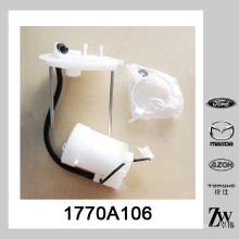 Mitsubishi Lancer sistema de combustível filtro de combustível de plástico filtro de gasolina 1770A106