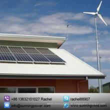 Windmühle 5000W kann Macht die Familie weit weg das Regierungs-Gitter und die Stadt liefern