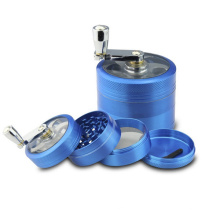 Newest Fashion Special Hot Selling Tobacco Metal Grinder