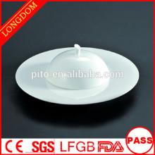 P & T chaozhou fábrica Bone China sopa placa, placa de massas, placas profundas