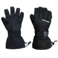 Black Wind Warm Ski Gloves
