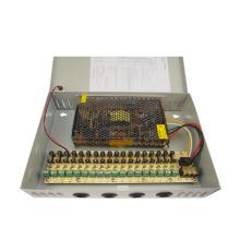 Коробка электропитания CCTV 240W 12V 20A 18CH