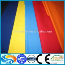 China fornecedor pronto mercadorias tecido tecido de vestuário 100% tecido de poliéster