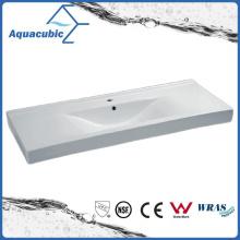 Banheiro cerâmico de cerâmica lavatório lavatório lavatório de mão (ACB4612)