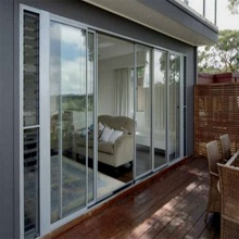 European Style Aluminium Tilt and Slide Doors