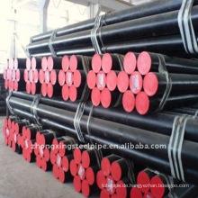 JIS 3461 STB340 nahtlose Stahlrohr