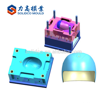 Buy Wholesale From China Full Face Helmet Mould Experienced Motorcycle Helmet Mould