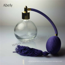 Bulbo, atomizador, vendimia, perfume, botella, vidrio