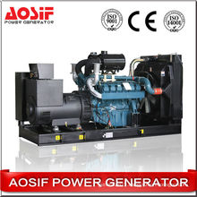1 hour QC test before shipment middle-power generator