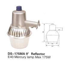 """Luz de calle (DS-175MA-9 """"-Reflector)"""