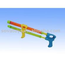 Doble tubo super agua tirador, el agua de plástico shooter-914063499