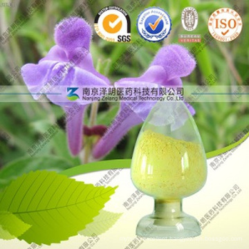 Best Price Baicalein 98% HPLC Scutellaria Baicalensis Extract