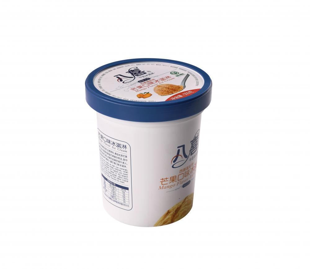 800ml Ice Cream Packaging