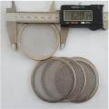 Drahtgeflecht-Filterscheiben für den industriellen Einsatz