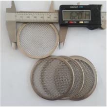 6 Mikron Luftfilter Drahtgeflecht Filterscheibe