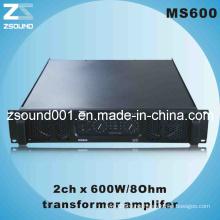 600W KTV Power Audio Professional Amplifier Amplifiers