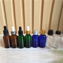 Amber ätherische Ölflasche für medizinische (EOB-02)