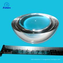 50mm - 150mm optique h-k9l verre big ball lentilles et demi lentilles