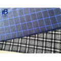 PRINTED CHECK POLAR FLEECE