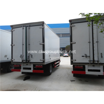 Refrigerated ice box trucks  with cold room