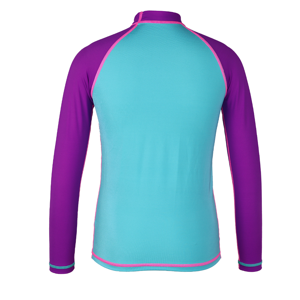 Long Arms Toddler Rash Guard