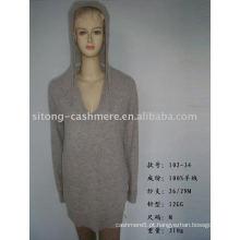 Camisola de caxemira feminina, senhoras, camisola de caxemira de bebê, camisola de cashmere