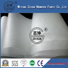 Fabricante no tejido a prueba de agua hidrofóbico de la tela de SMS SMMS para las materias primas del pañal