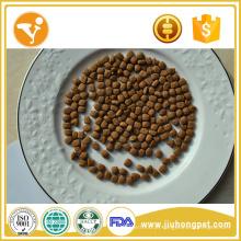 Comida chinesa Comida para gato Etiqueta privada Sabor de peixe Alimento a granel com gato seco