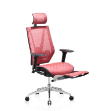 red computer office chairs made in China ergonomic gaming chair