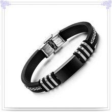 Bijoux fantaisie Bracelet en caoutchouc Bracelet en silicone (LB258)