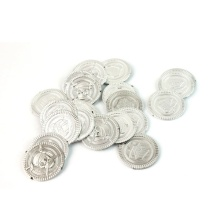 Casting Technique And Steel Type Game Token Coin