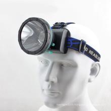 Construit en lampe à LED longue portée CREE Q5 de Super Focusing rechargeable