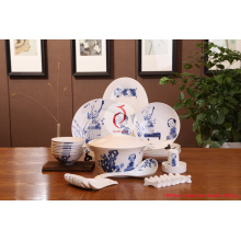 Luxury and Eleant Family Tableware