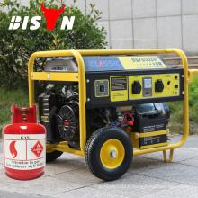 Générateur de puissance gaz naturel 3kw 4kw 5kw 6kw