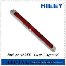 Lâmpada de cauda de reboque LED barra de luz de cauda IP67 impermeável LED lâmpada de cauda para caminhão