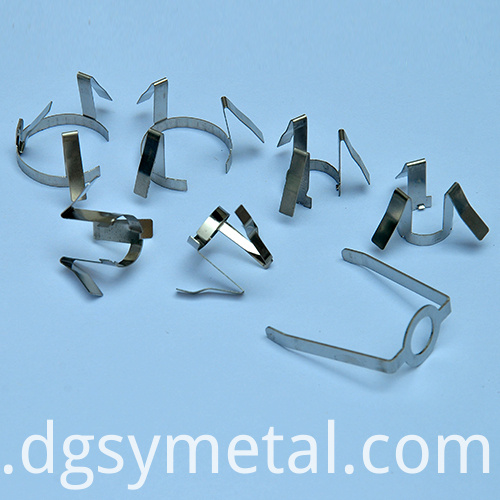 metal lighting parts