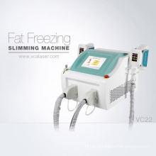 Machine de congélation de graisse de laser de VCA amincissant