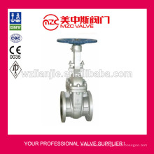 150LB Flanged Carbon Steel Gate Valves Stem Gate Valves