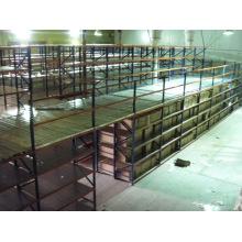 Plate-forme de mezzanine d'entrepôt d'entrepôt