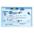 Sekali Pakai Audlt Center Venous Catheter Triple Lumen Suit