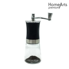 Botella de vidrio Coffee Bean Grinder Coffee Mill