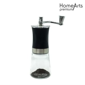 Glass Bottle Coffee Bean Grinder Coffee Mill
