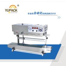 Vertikale Hitzeversiegelung Kontinuierliche Polybeutel