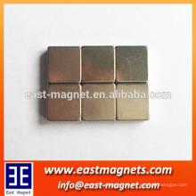 Seltenerd-Neodym-Würfelform-Magnet für magnetische Matratze