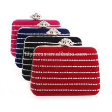 Женщины ужин сцепление мешок невесты мешок для Свадебные вечерние использовать для новобрачных сумки B00030 интернет-магазины сумок