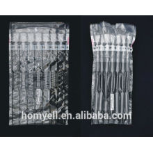 protective air wrapping for toner cartridge 2612/FX10/air pouch packaging/air bubble plastic packing bag for protective