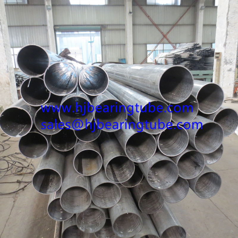 Cold Drawn Welded Precision Steel Pipes
