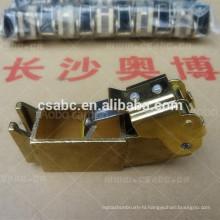 brush holder for DC motor